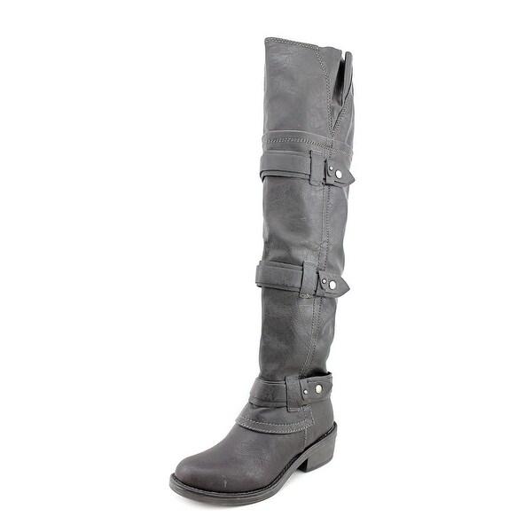 American Rag Dukee Womens Black Boots