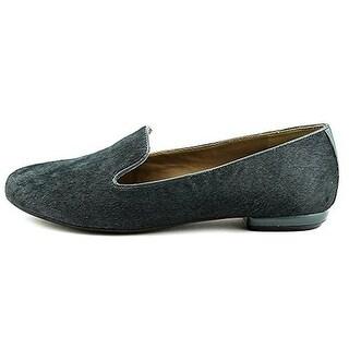 ECCO Womens Perth Calf Hair Slip On Loafers - 41