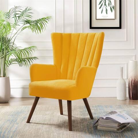 Modern Accent Chair Single Sofa