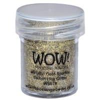 Metallic Gold Sparkle - Wow! Embossing Powder 15Ml
