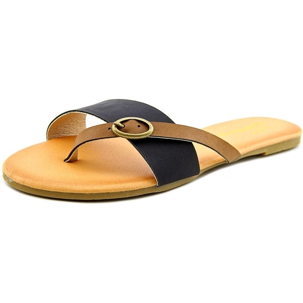 Seven7 Koopie Women Open Toe Synthetic Thong Sandal
