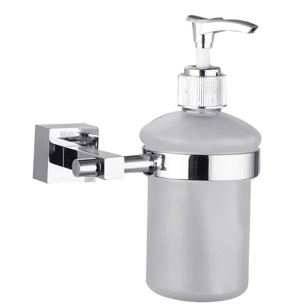 Ucore Soap Dispenser & Holder With Mounting Hardware