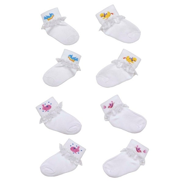 Spring Day Baby Girls Sock Set B
