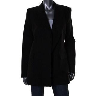 Ellery Womens Cynthia Tencel Man-Style Blazer