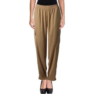 Lauren Ralph Lauren Womens Lounge Pants Jacquard Deep Front Pockets