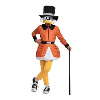 Boys Scrooge McDuck Classic Halloween Costume