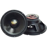 Pyramid PW1248USX 12-Inch 500 Watt High Performance 8 Ohm Subwoofer