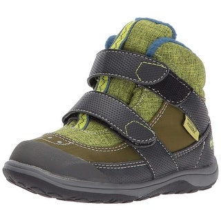 See Kai Run Kids' Atlas WP/in Hiking Boot