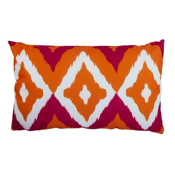 Del Mar Outdoor Pillow 12 In X 20 In Overstock 31307275