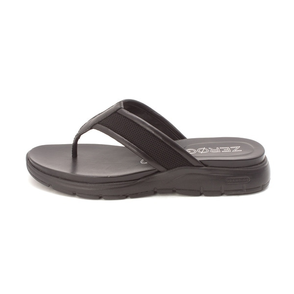 4f894cdf6 Shop Cole Haan Womens CH2046S Open Toe Casual Slide Sandals - 6 - On ...