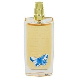 Eau De Parfum Spray (Blue Butterfly Tester) 1.7 oz HANAE MORI by Hanae Mori - Women