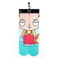 Odd Sox Family Guy Stewie Socks, 6-13