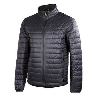 Noble Outfitters Jacket Mens Showdown Zip Front Pockets Drop Hem 18505
