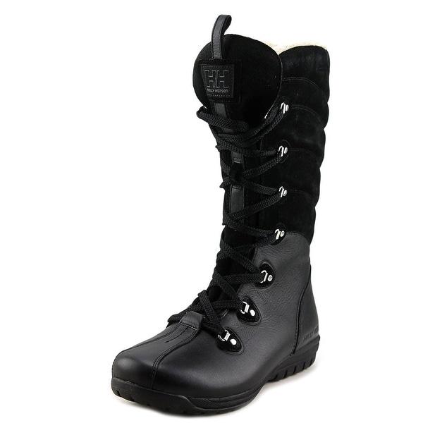 Helly Hansen W Skuld 4 Women Round Toe Leather Snow Boot