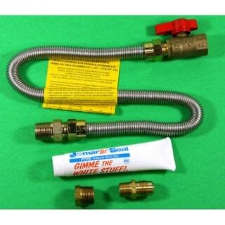 Kozy World 20-7010 Natural Gas Heater Installation Kit