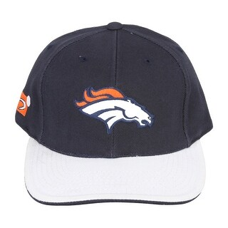 NFL Sports Specialties Denver Broncos Hat-Navy/White