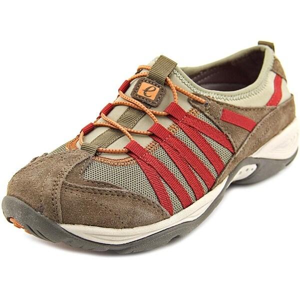 Easy Spirit Ezrise Round Toe Canvas Sneakers