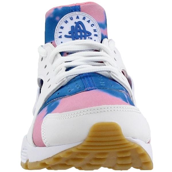Shop Nike Womens Air Huarache Run Print Casual Sneakers