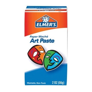 Elmer's Non-Toxic Washable Art Paste, 2 oz