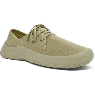 Softscience Men's Dragonfly Lace Up Fashion Sneakers - Khaki