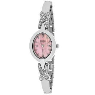 Jivago Women's Via JV3612 Mother of Pearl Dial watch