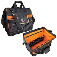 Klein Tools Tradesman Pro Wide-Open Tool Bag