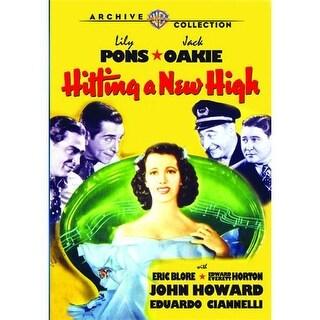 Hitting A New High DVD Movie 1937