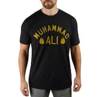 Title Boxing Ali Float Like A Butterfly Premium Fitted Legacy T-Shirt - Black