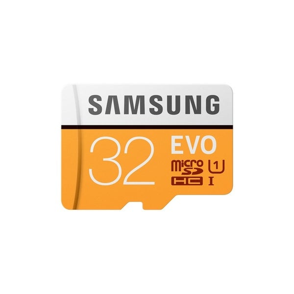 EVO Memory Card w/ Adapter 32GB MicroSDHC Card with SD Adapter