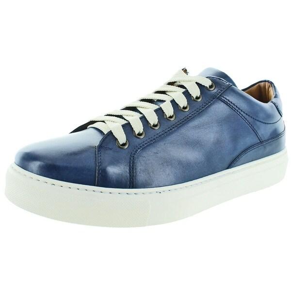 Donald J Pliner Addo Men's Leather Sneakers Shoes