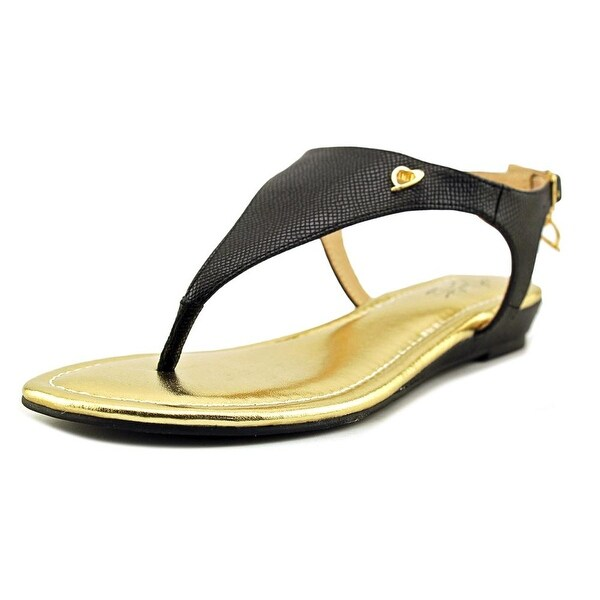 Thalia Sodi Isaa Women Black Sandals