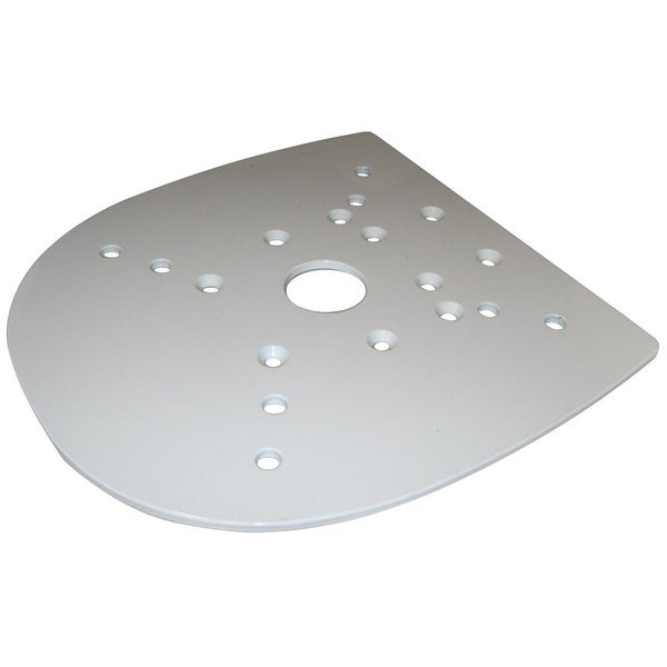 Edson Vision Series Mounting Plate-Furuno & Garmin 4' Open Array - 68560
