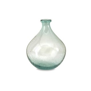IMAX Home 63024 Amadour Small Bubble Glass Bottle