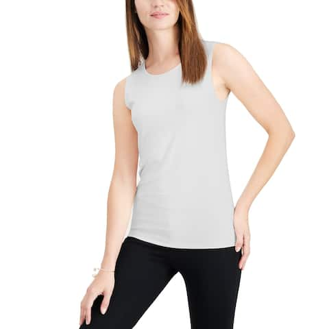 Alfani Women's Sleeveless Layering Tank Top (M)