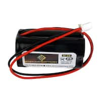 Emergency Lighting Replacement Battery for Unitech - 6200RP