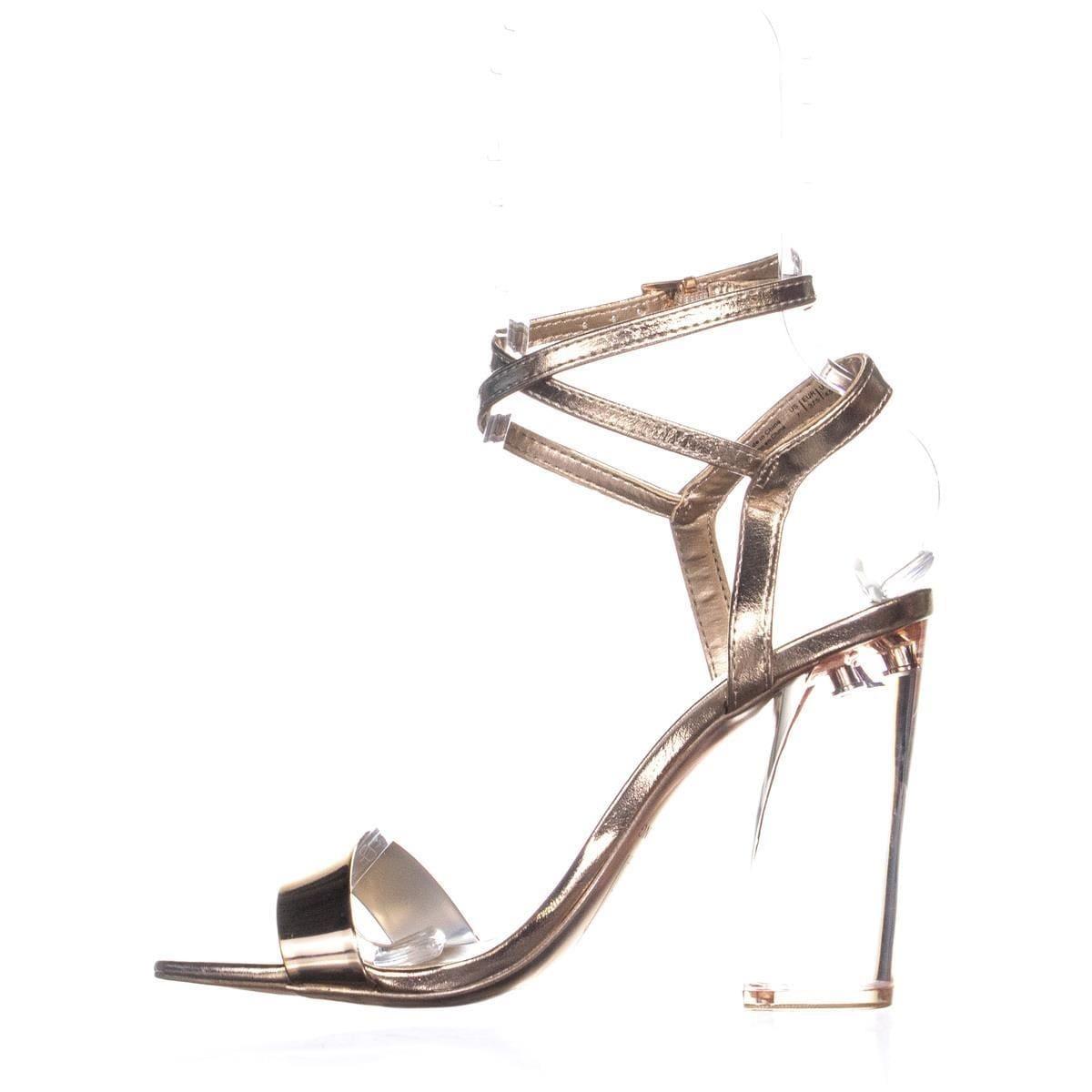 9e1b97c5458 Call It Spring Ocalide Ankle Strap Block Heel Sandals, Light Pink - 7 US /  37.5 EU