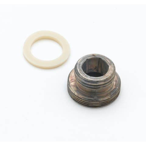 T and S Brass 044A Adapter for B-0199-02 Aerators