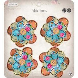 Flowers - Sew Little Time Sew-On Applique