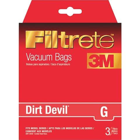 3M Dirt Devil G Vacuum Bag