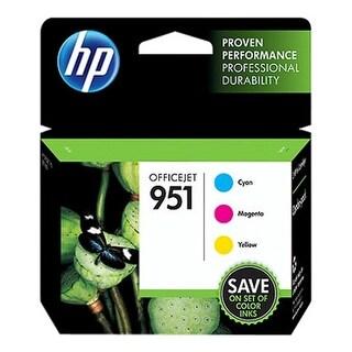 Hewlett Packard CR314FN#140 HP 951 Ink Cartridge - Cyan, Magenta, Yellow - Inkjet - Standard Yield - 700 Page Cyan, 700 Page