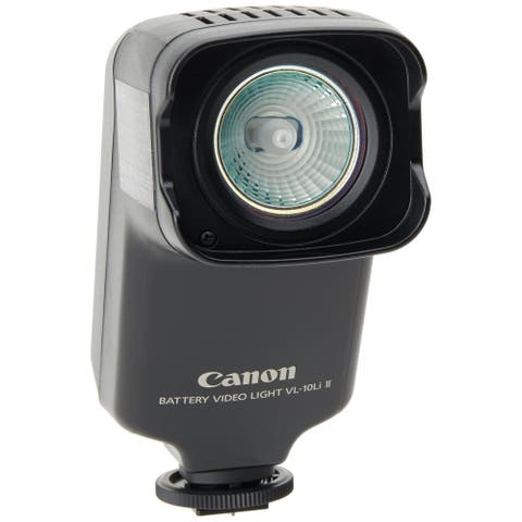 Canon Video Light VL-10Li II for XF305, XF300, XF205, XF200, XF105, - Black