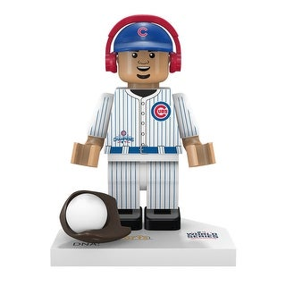 Chicago Cubs 2016 World Series Champions Kyle Schwarber #12 Minifigure - Multi