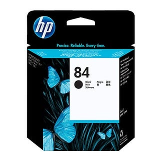 Hewlett Packard C5019A HP 84 Black Printhead Cartridge - Black - Inkjet - 1 Each