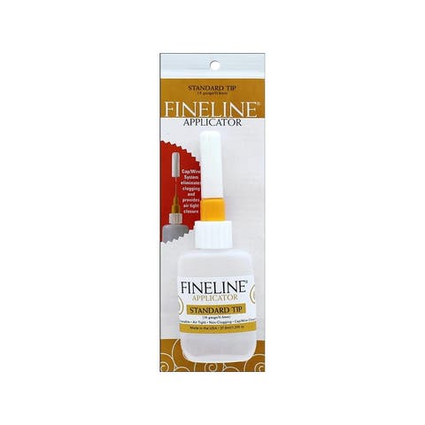5564 fineline applicator bottle 1 25oz 18ga std tip
