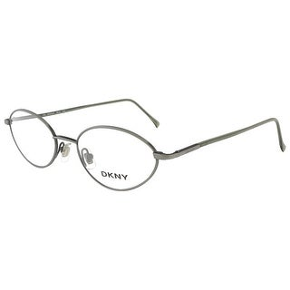 DKNY 6218 315 Brushed Green Oval Eyewear