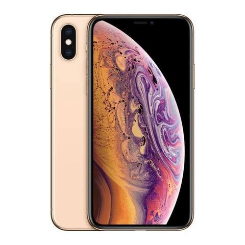"Apple iPhone XS Max 512GB 6.5"" 4G LTE FullyUnlocked,Gold (Refurbished) - Gold"