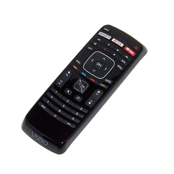OEM Vizio Remote Control Originally Shipped With: D650IB2, D650I-B2, D500IB1, D500I-B1, E700IB3, E700I-B3