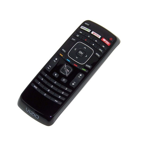 OEM Vizio Remote Control Originally Shipped With: E600IB3, E600I-B3, D650IC3, D650I-C3, E390IB1E, E390I-B1E