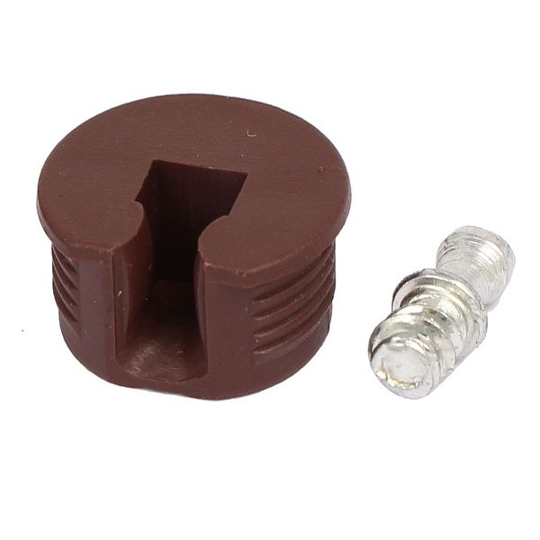 Uxcell a16010500ux0070 Screw 5Mm Dia Support Peg Stud Pins 100 Pcs For Kitchen Shelf Cupboard Cabinet