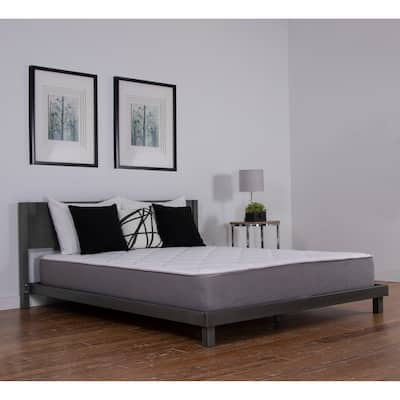 """NuForm 9"""" Two-Sided Pocket Coil Mattress"""